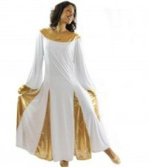 Dance Garments for Praise and Worship Dance