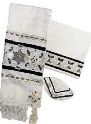 Prayer Shawls & Judaica