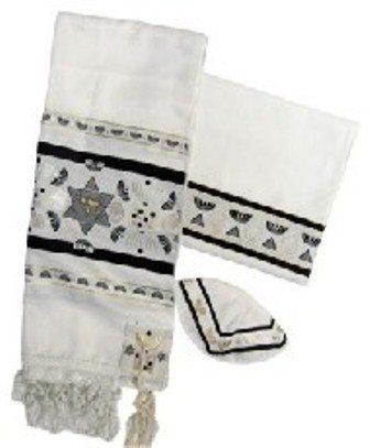 Prayer Shawls & Judaica