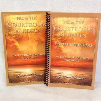 (Book Bundle) From the Courtroom of Heaven & Prayers and Petitions G C