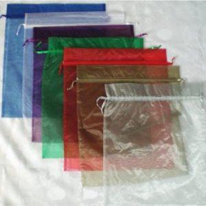 Organza Bags / Tassels