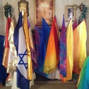 All types of Worship Flags for Praise
