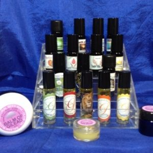 Anointing Oils and Balm of Gilead